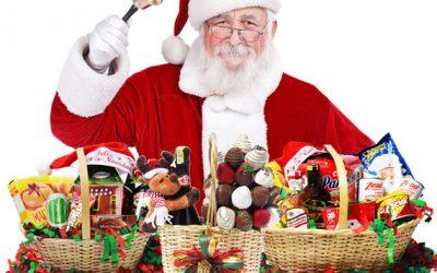Las mejores anchetas de navidad