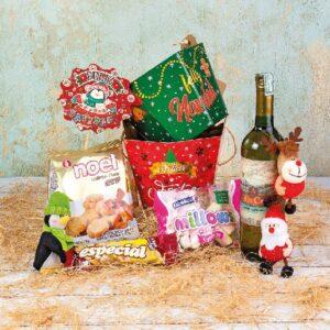 Carton Anchetas navideñas